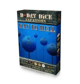 Miscellaneous D-Day Dice 2nd Edition: Way to Hell Expansion