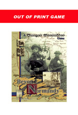 Miscellaneous Beyond Normandy: The British Advance, 1944 (Panzer Grenadier) (OOP)