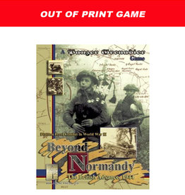 Avalanche Press Beyond Normandy: The British Advance, 1944 (Panzer Grenadier) (OOP)