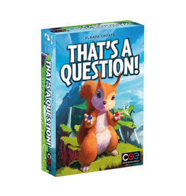 Czech Games Edition That's a Question