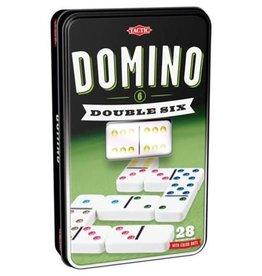Tactic Games Dominoes Double 6 Dot