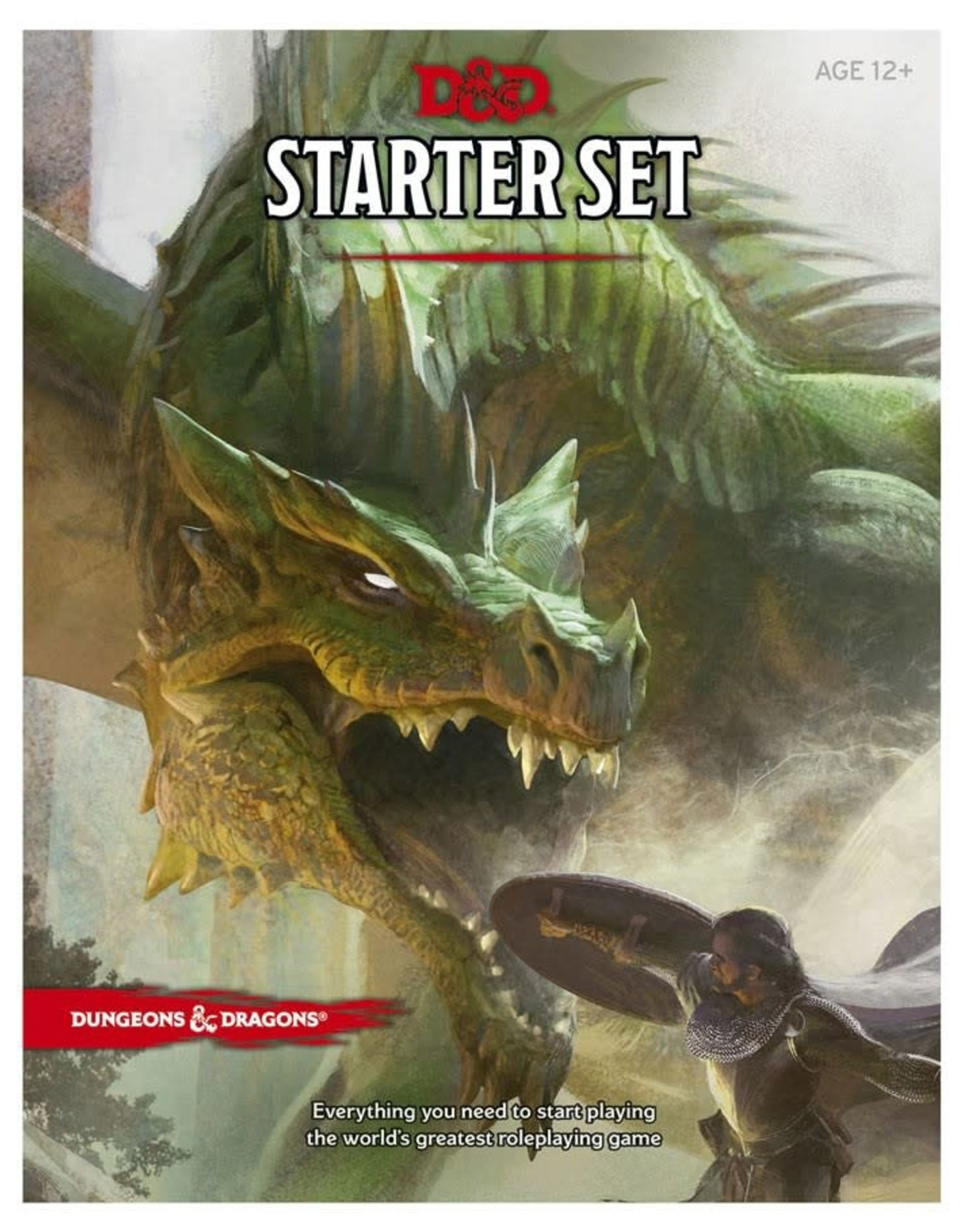 Wizards of the Coast D&D RPG: Starter Set