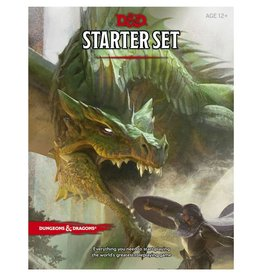 Wizards of the Coast Dungeons & Dragons, RPG: Starter Set