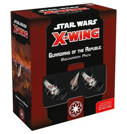 Fantasy Flight Games Star Wars X-Wing Guardians of the Republic