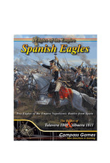 Compass Games Eagles of the Empire: Spanish Eagles (OOP)