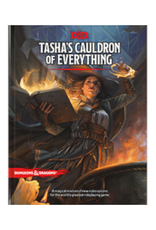 Wizards of the Coast D&D RPG: Tasha's Cauldron of Everything (Pre-Order)