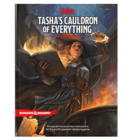Wizards of the Coast D&D RPG: Tasha's Cauldron of Everything
