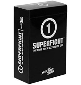 Skybound Superfight: Core Deck Expansion 1