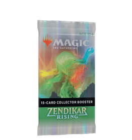 Wizards of the Coast MTG Zendikar Rising Collector Booster