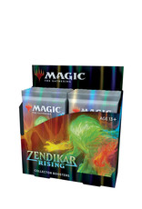 Wizards of the Coast MTG Zendikar Rising Collector Booster Display -  12 Boosters