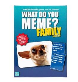 What Do You Meme What Do You Meme Family Edition