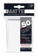 Sleeves: Pro-Matte (50) White