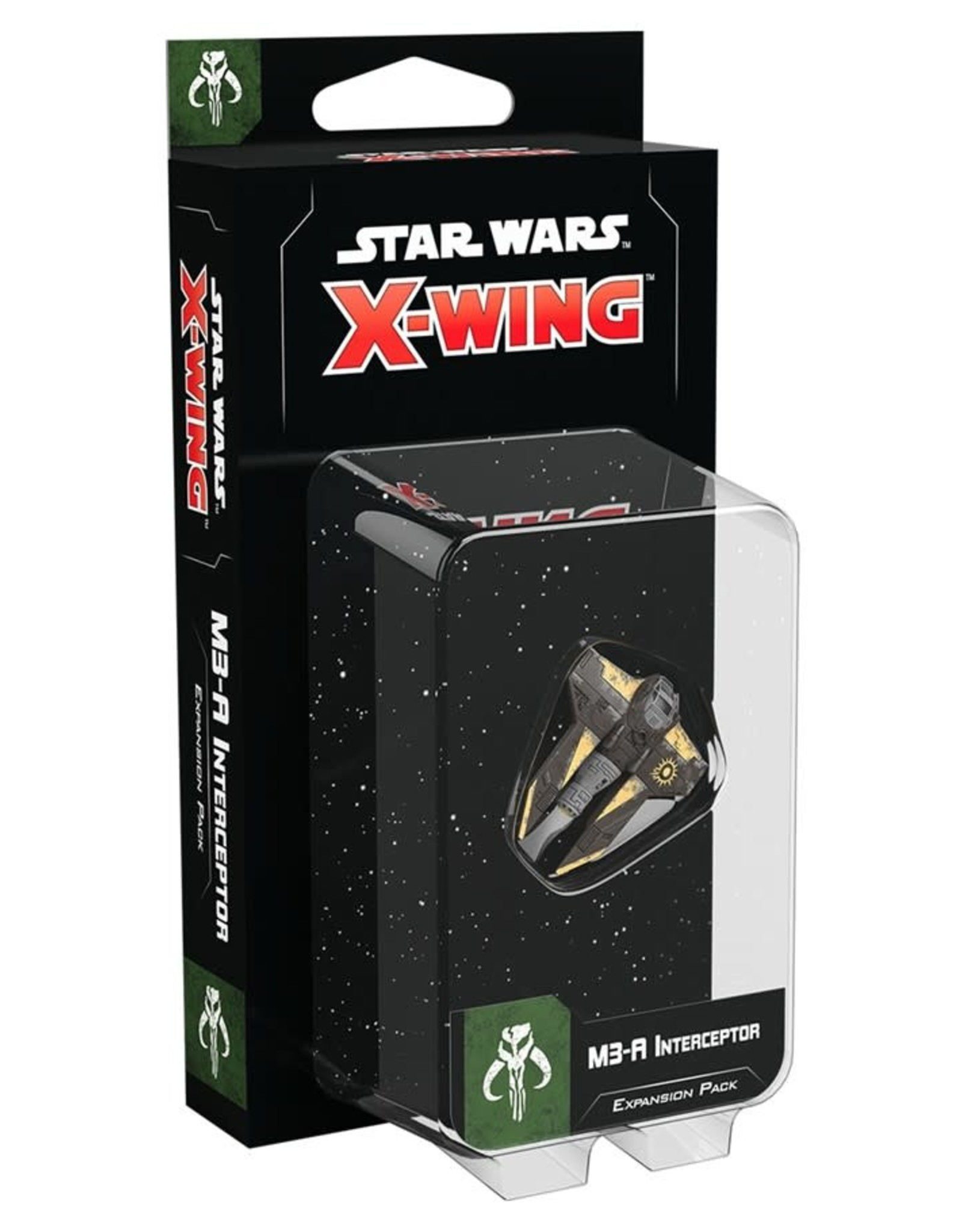 Fantasy Flight Games Star Wars X-Wing M3-A Interceptor