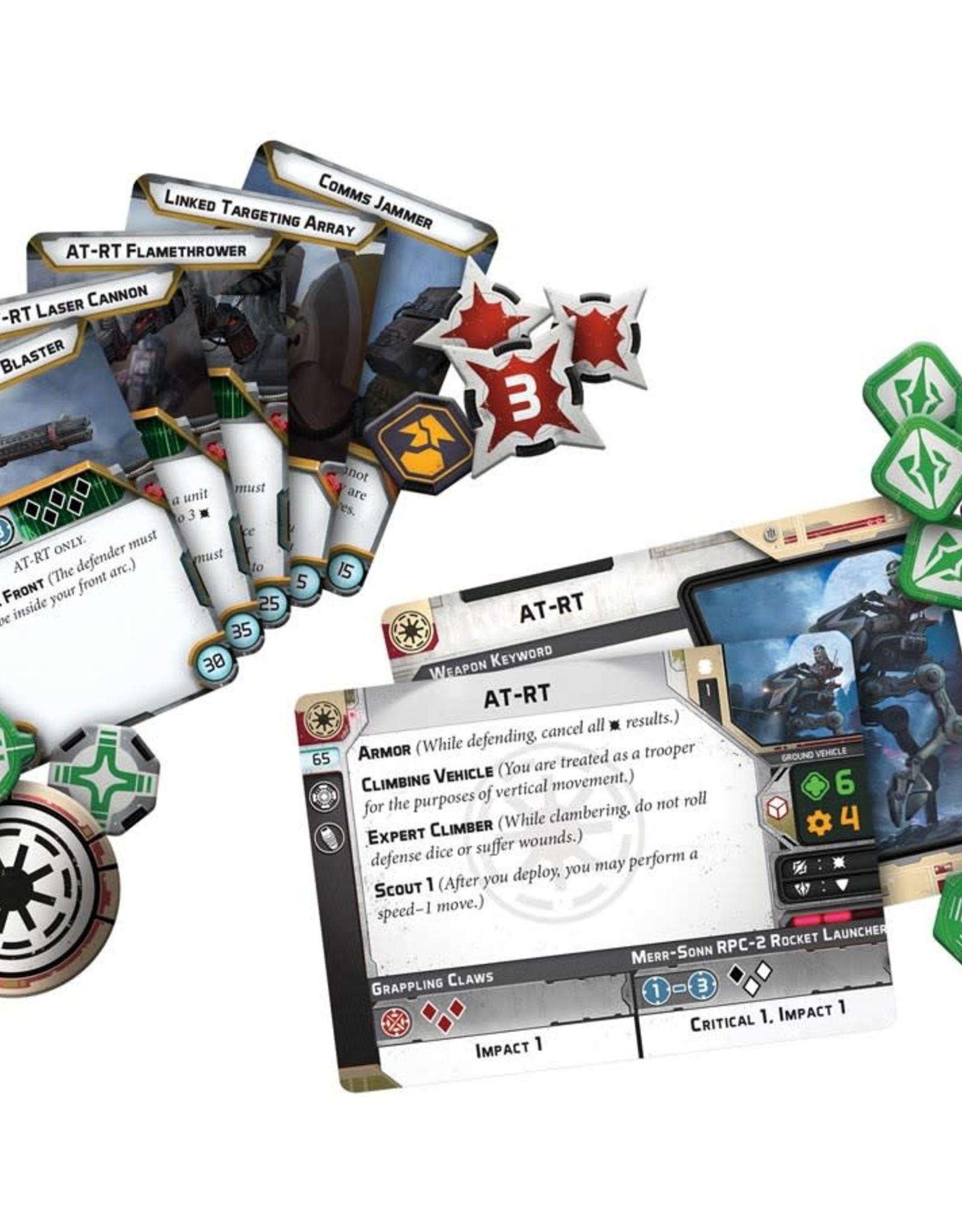 Fantasy Flight Games Copy of (September-11) Star Wars Legion: Clan Wren Unit Expansion