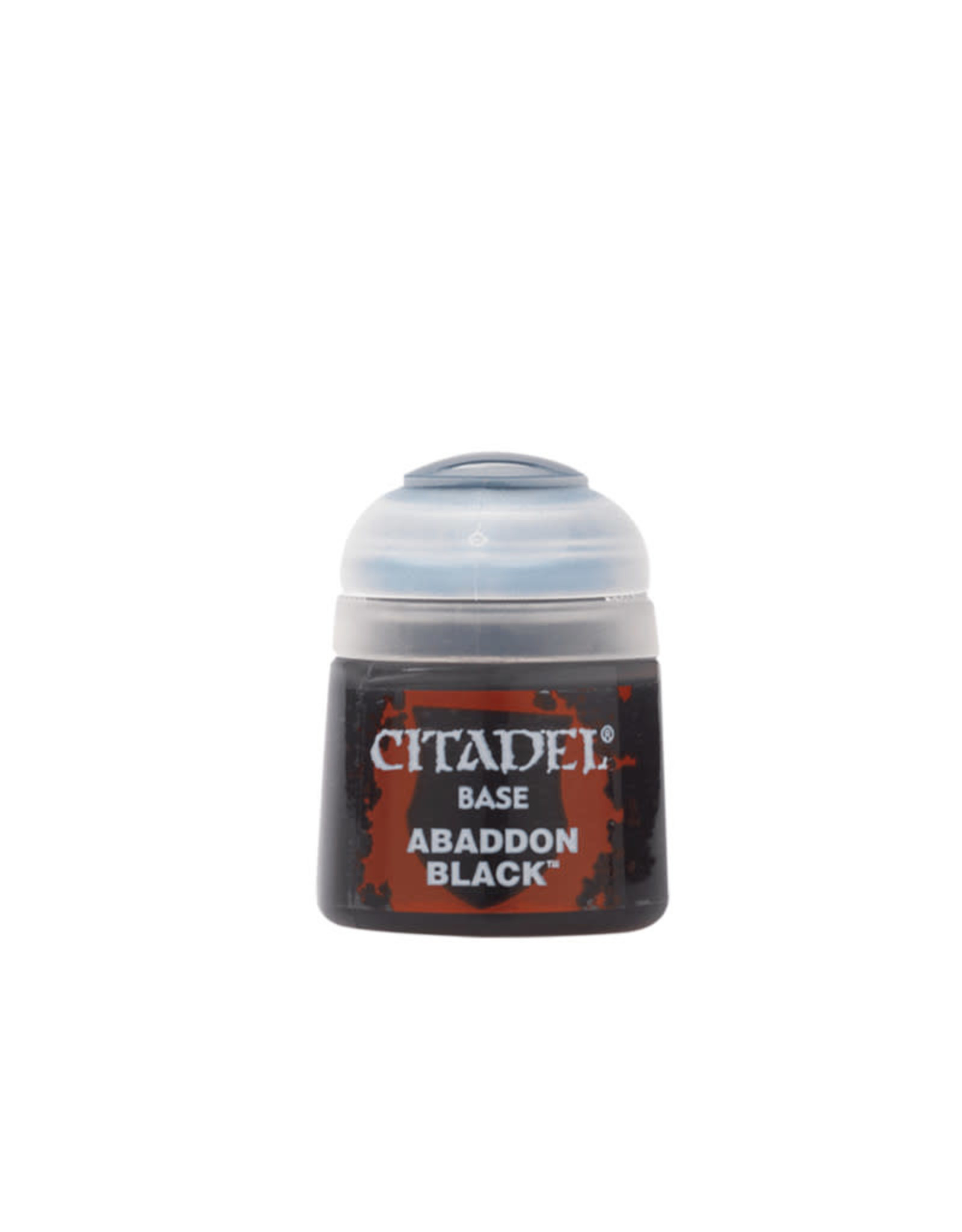 Citadel Base Paint: Abaddon Black