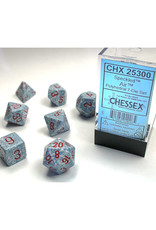 Chessex Polyhedral Dice Set: Speckled Air (7)
