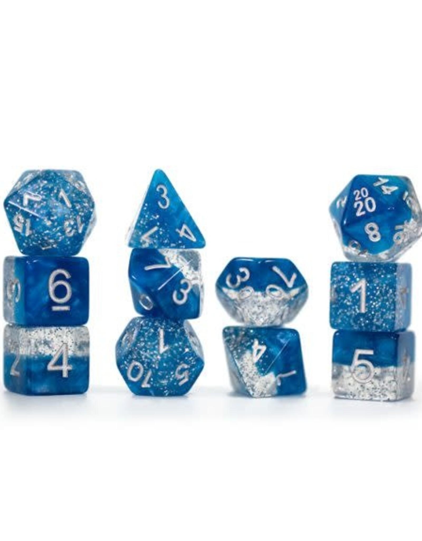 Gate Keeper Games Gatekeeper Dice Set: Blue (7)
