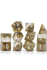 Gate Keeper Games Gatekeeper Dice Set: Gold (7)