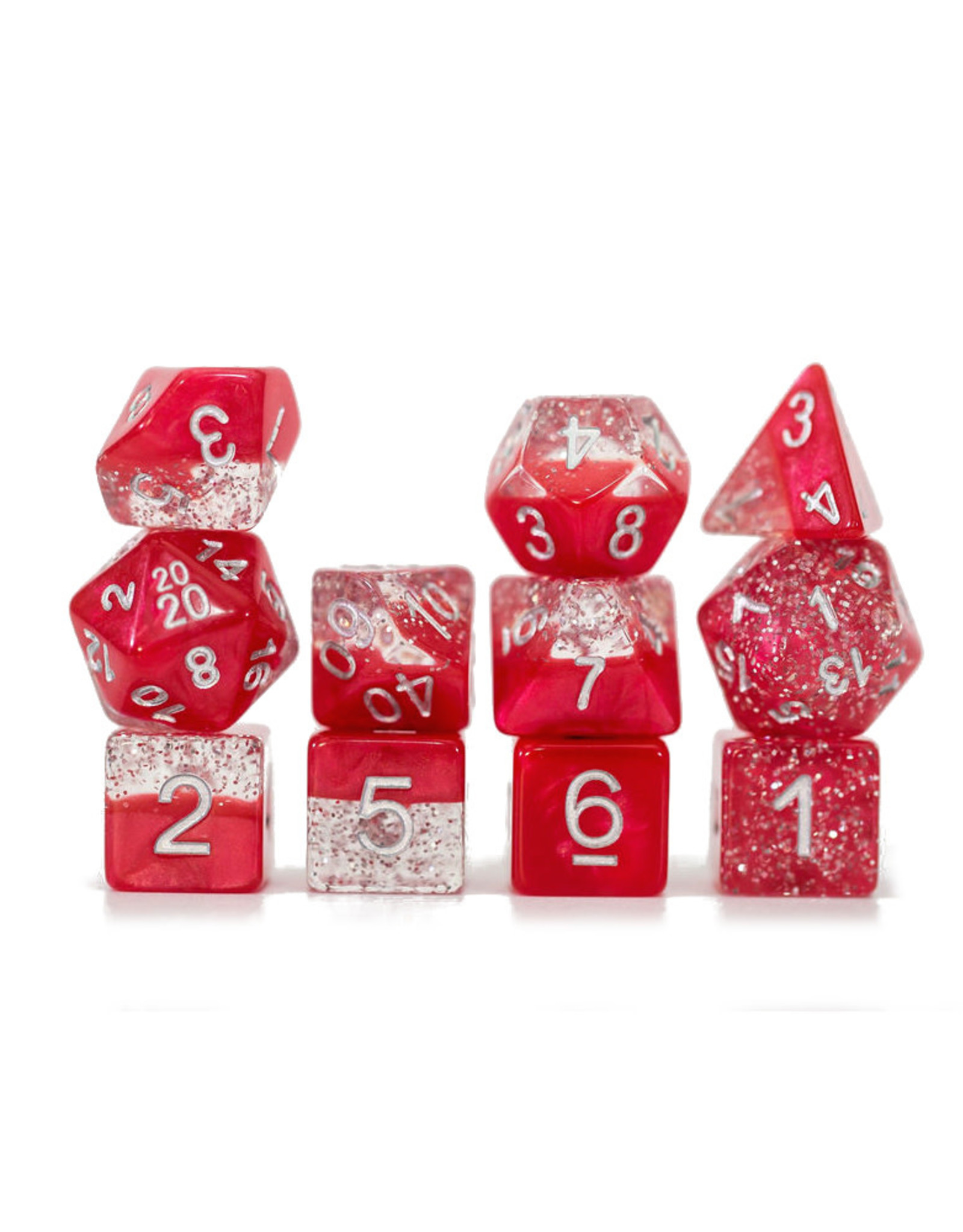 Gate Keeper Games Gatekeeper Dice Set: Red (7)