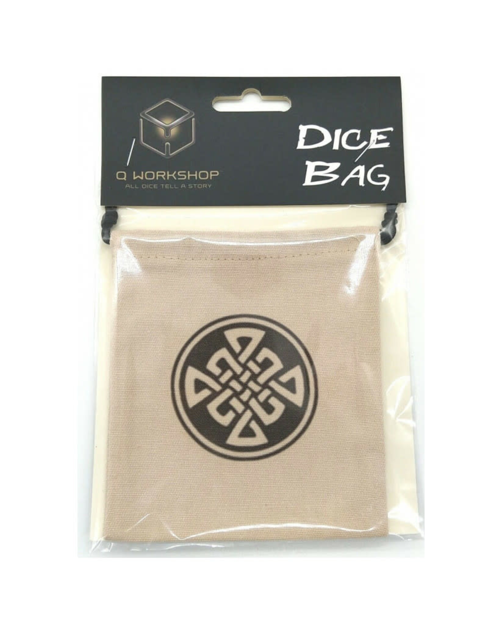 Q Workshop Dice Bag: Celtic