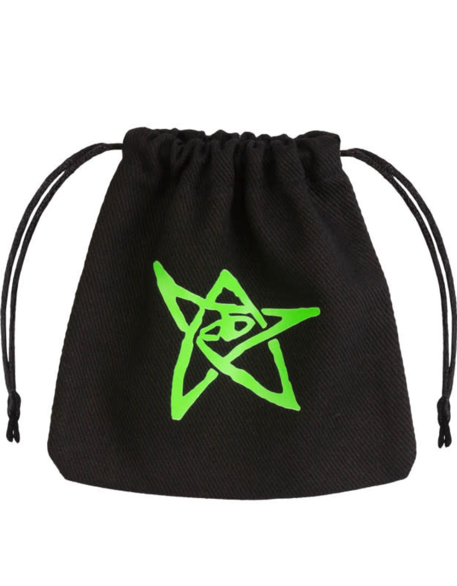 Q Workshop Dice Bag: Call of Cthulhu Black