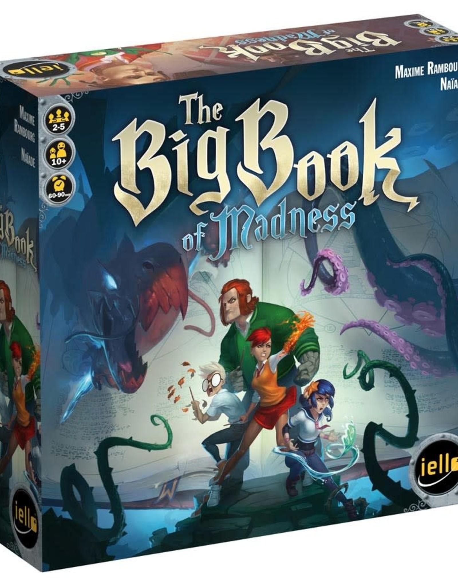 Iello Big Book of Madness