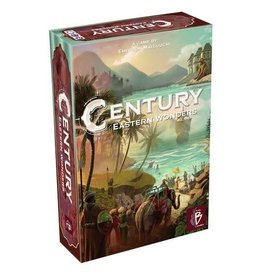 Plan B Games Century Eastern Wonders