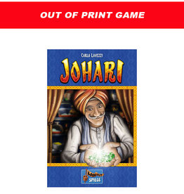 Mayfair Games Johari (OOP)