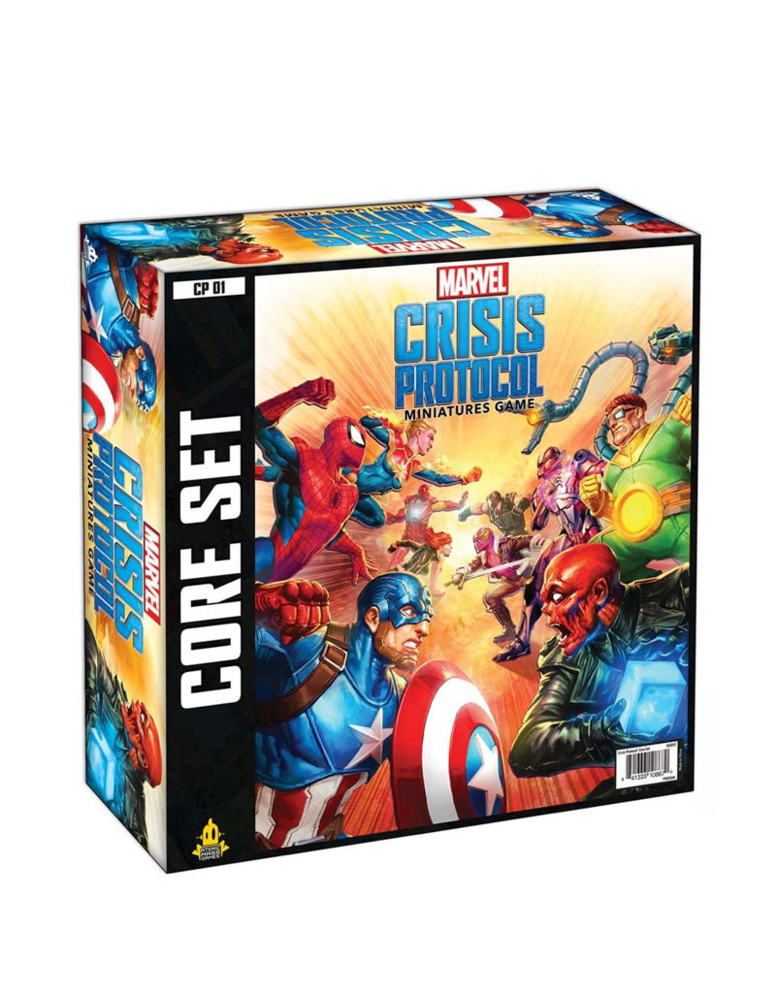 Miscellaneous Marvel Crisis Protocol Core Set