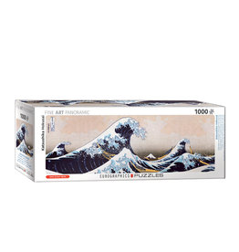 Eurographics Great Wave of Kanagawa 1000 PCS Panorama