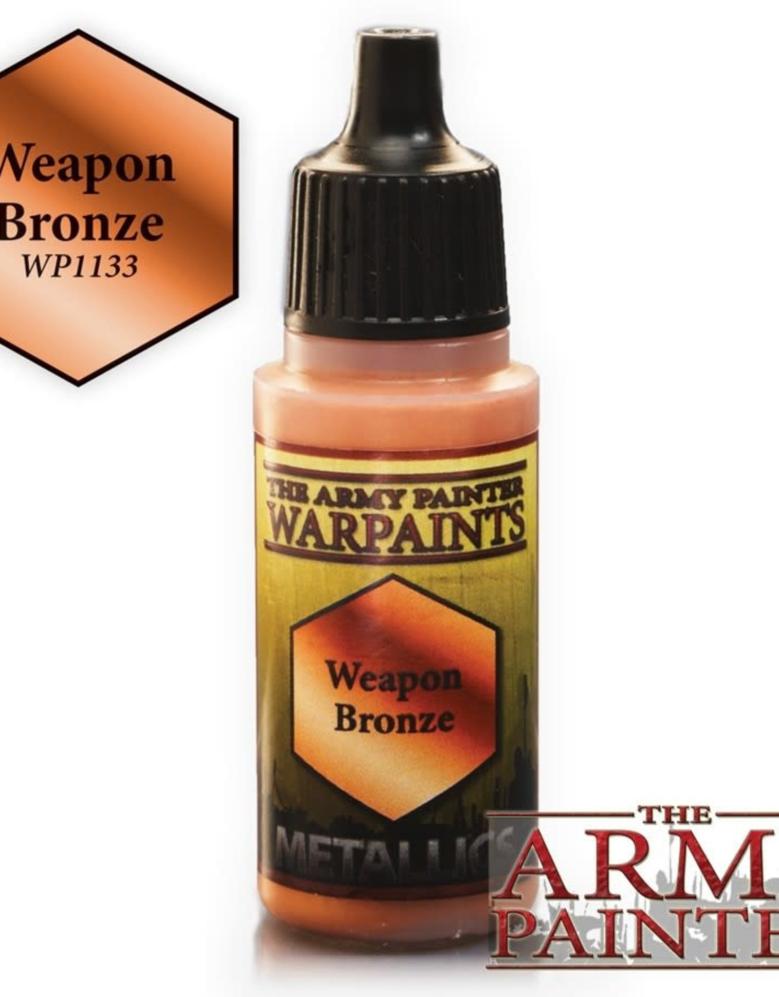 Warpaints: Weapon Bronze 18ml