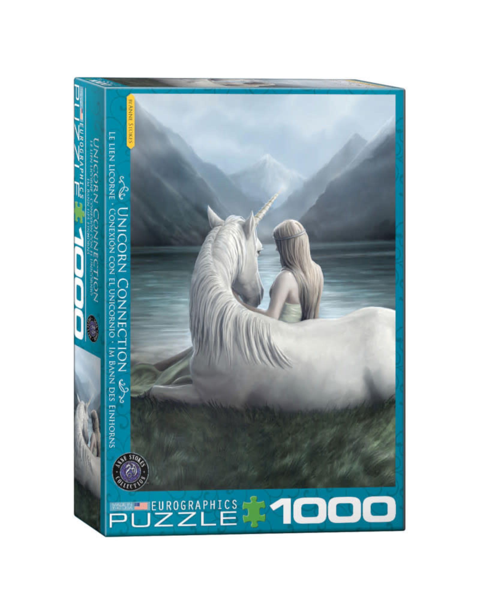 Eurographics Unicorn Connection 1000 PCS