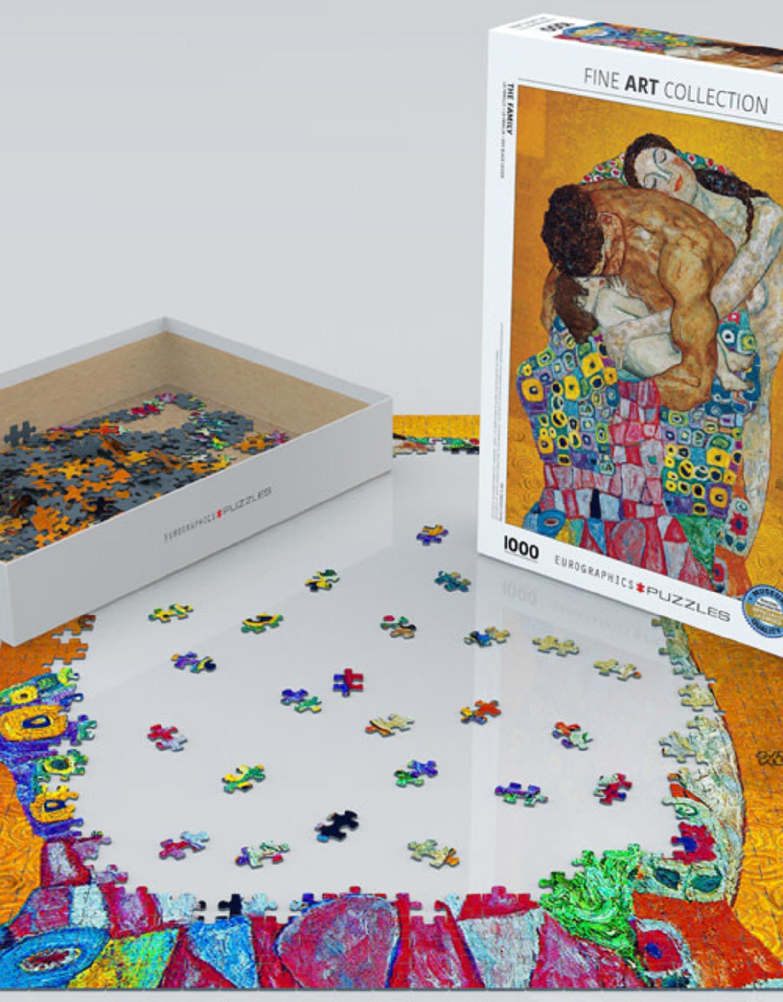 Eurographics The Family Puzzle 1000 PCS