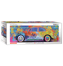 Eurographics Beetle Splash 1000 PCS Panorama