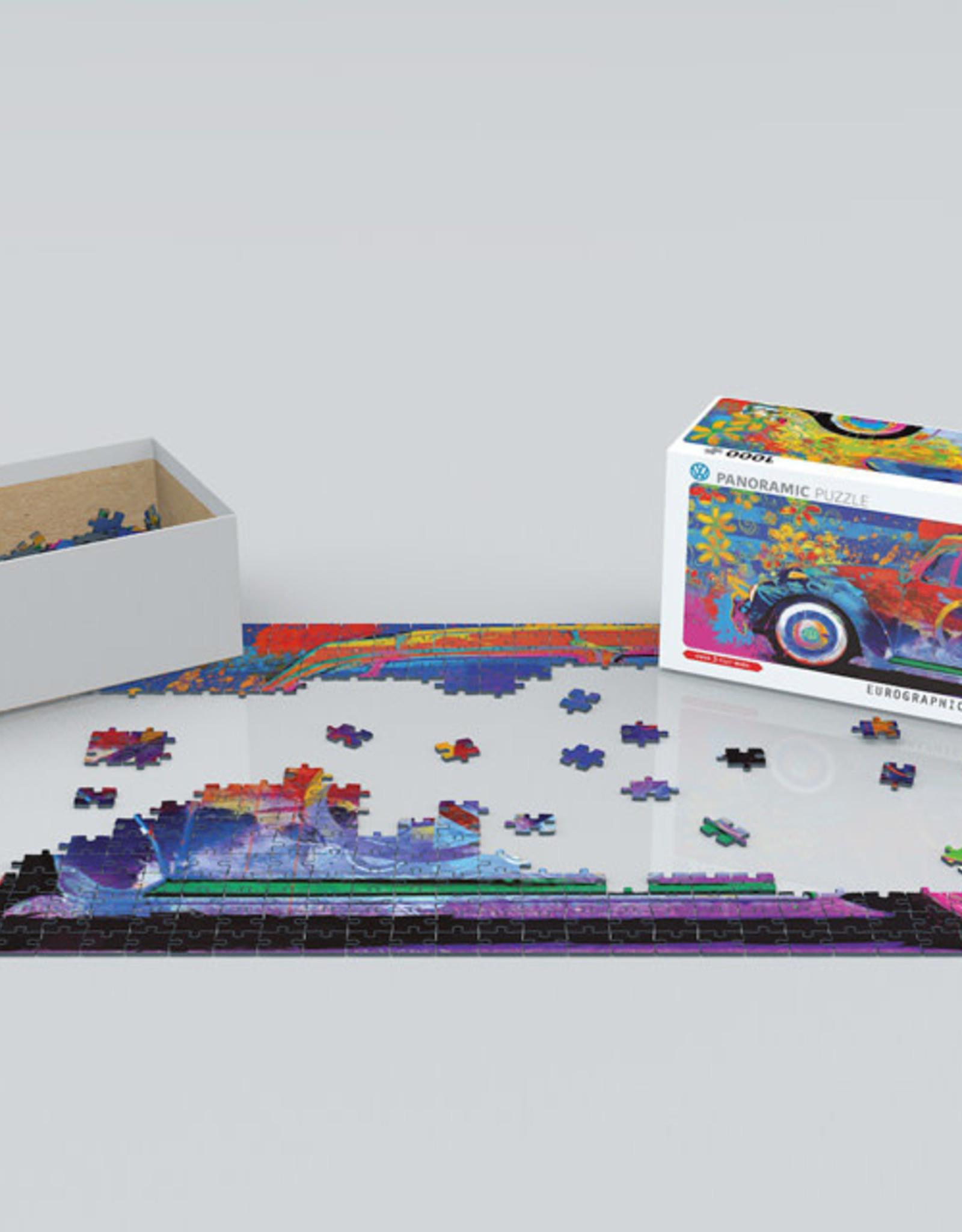 Eurographics Beetle Splash 1000 PCS Panorama