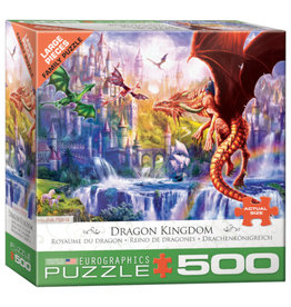 Eurographics Dragon Kingdom 500 PCS