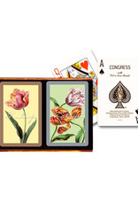 United States Playing Card Co Playing Cards: Congress Tulip