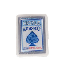 United States Playing Card Co CARDS HOYLE WATERPROOF 2017