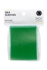 Dex Protection Deck Protectors: Dex Green (100)