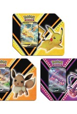 Pokemon Pokemon V Powers Tin