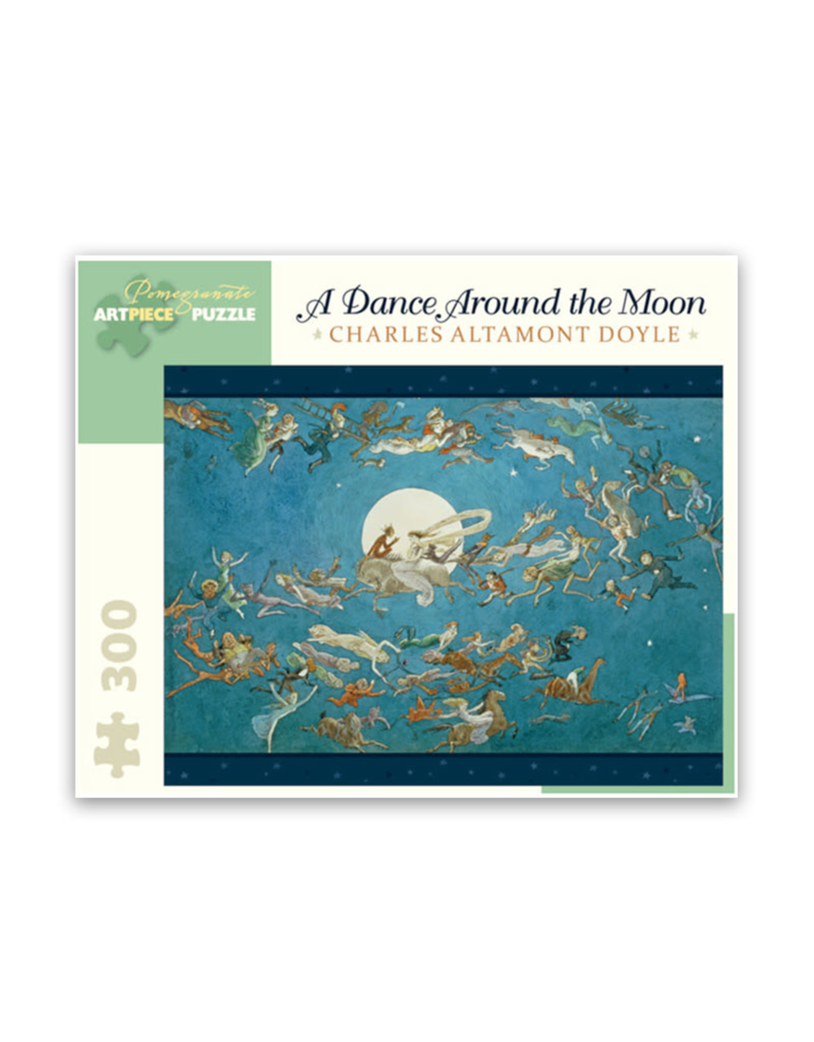 Pomegranate A Dance Around the Moon Puzzle 300 PCS (Doyle)
