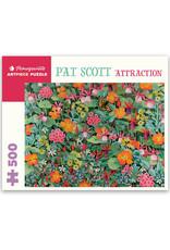 Pomegranate Attraction Puzzle 500 PCS (Pat Scott)