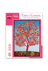 Pomegranate Tree of Lovers Puzzle 300 PCS (Heussenstamm)