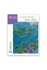 Pomegranate Water Lilies Puzzle 1000 PCS (Monet)