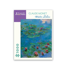 Pomegranate Water Lilies Puzzle 1000 PCS (Monet)