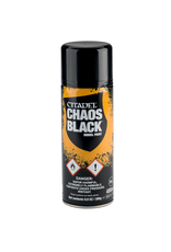 Citadel Spray Paint: Chaos Black