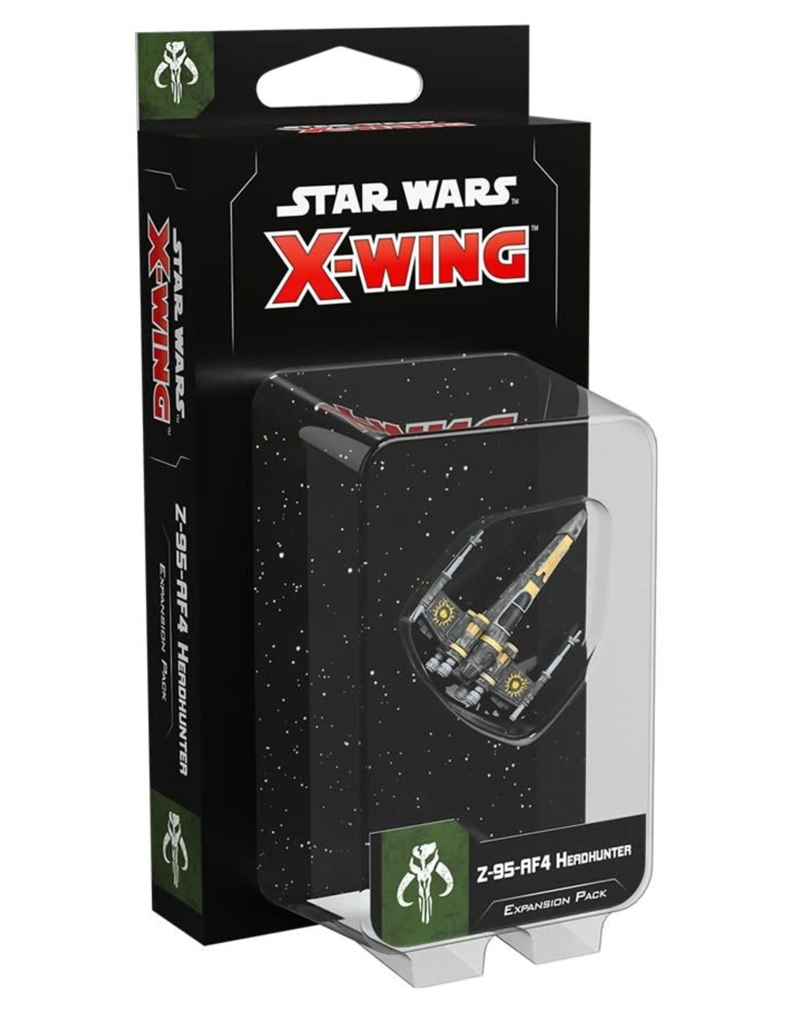 Fantasy Flight Games Star Wars X-Wing Z-95-AF4 Headhunter