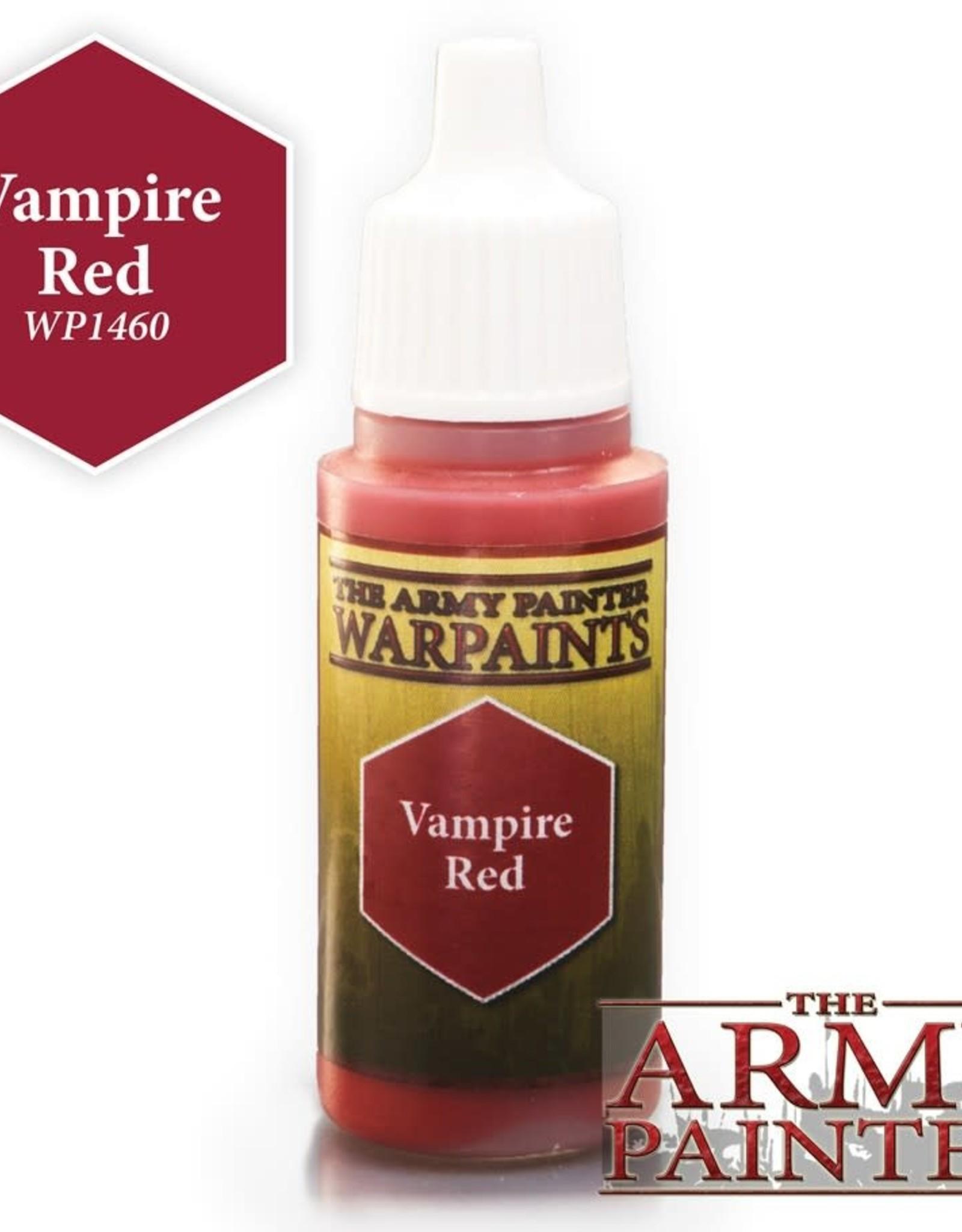 Warpaints: Vampire Red