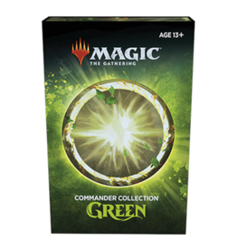 Wizards of the Coast MTG Commander Collection: Green