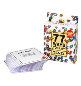 Tenzi Tenzi 77 Ways to Play
